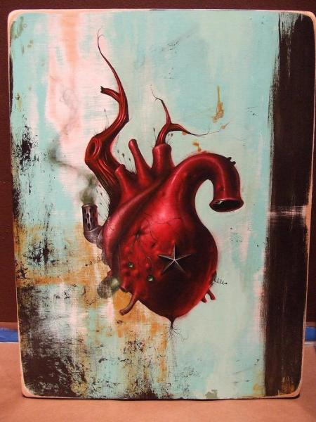 Ekundayo: нервное сердце