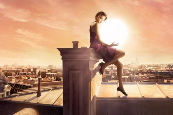 Самый необычный fashion-фотограф современности работает даже на крыше