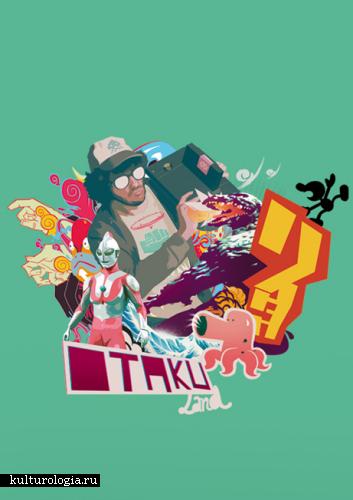 Видеоигры и аниме в digital-art картинах Florent Auguy