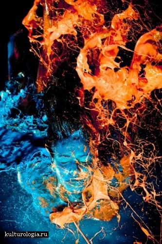 Все цвета радуги в невообразимом сочетании в фотографиях Gabriel Wickbold