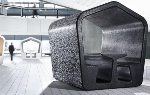 Новый проект известного дизайнера Alexander Lotersztain: беседки для трех поросят