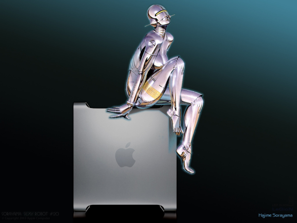 Реклама для Apple