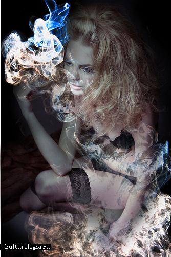 Неискренность чувств и красивые девушки в фотопортретах Hugh O'Malley