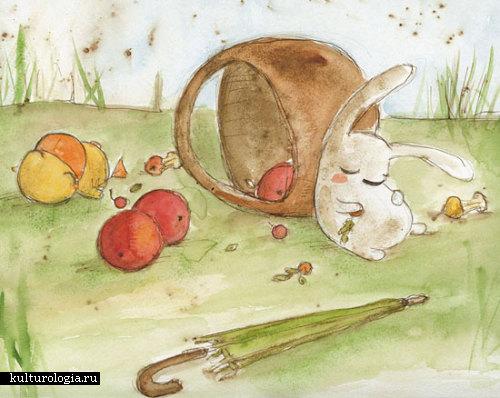 Детские рисунки Irisz Agocs. Наивно.Супер.
