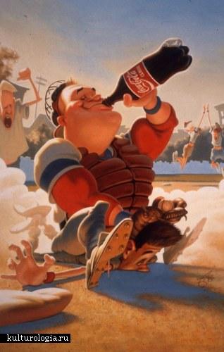 James Bennet: карикатуры маслом или нечто большее