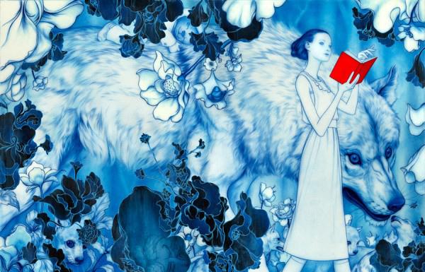 James Jean: от мультипликации до сюрреалистичексого безумия