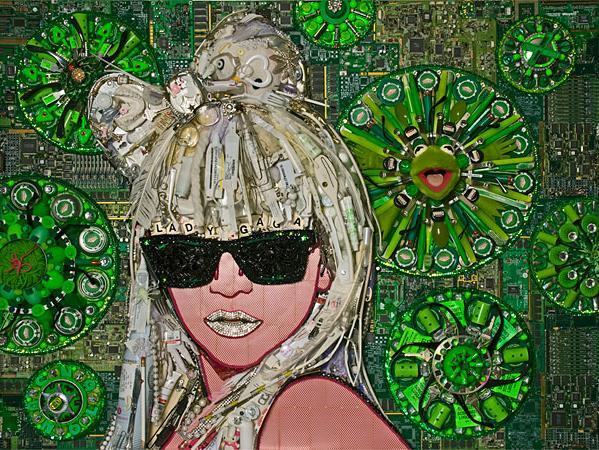 Леди Гага - сейчас без нее никуда