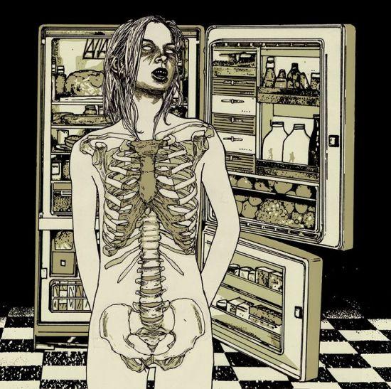 Скелеты, бабочки и другое: психодел и концепт-арт от Джереми Форсона (Jeremy Forson)
