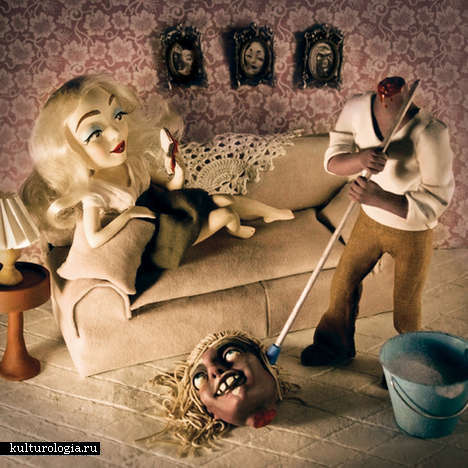 Благородные зомби Киры Шаймановой (Kira Shaimanova)