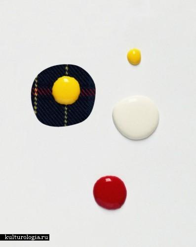 Капли краски, футбольные мячи, покрытые шерстью, и другие необыкновенные идеи Klas Ernflo