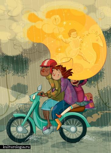 Всё лучшее – детям: иллюстрации и игрушки от Lorena Alvarez
