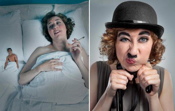 People are strange: портреты, рассказывающие историю