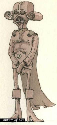 Звездные войны в Викторианском стиле от иллюстратора Mattias Adolfsson