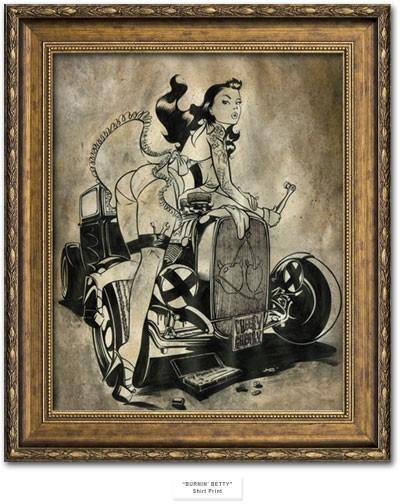 Вставь плакат Яна в рамку - получится произведения современного искусства