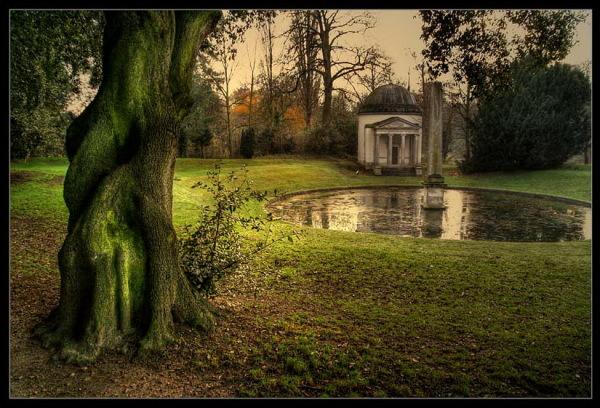 Тайны природы и беседы  с архитектурой от фотографа Michael Haydon