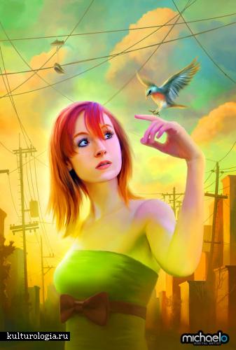 Реальность другими глазами: digital-art от Майкла Освальда (Michael Oswald)