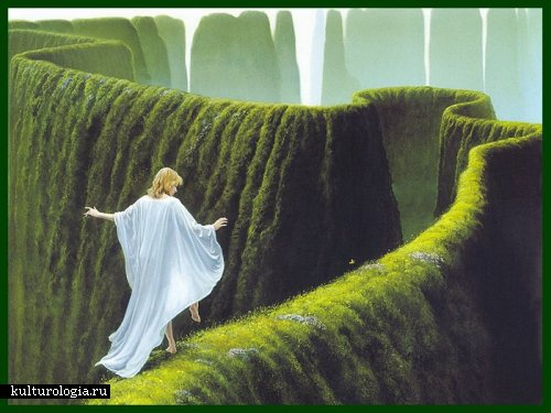 Мир фэнтази, фантастики и ужасов в картинах и иллюстрациях Майкла Вэлана (Michael Whelan)