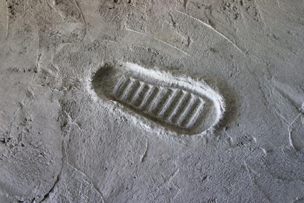 *Второй шаг* - работа из бетона