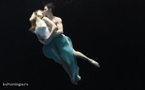Подводные фото и другие работы от fashion-фотографа Надии Моро (Nadia Moro)