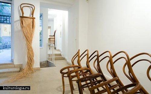 Pablo Reinoso раскрыл все тайны мебели.