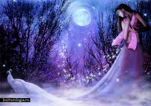 Героини сказок в творчестве Pat Brennan: волшебство и совершенство.