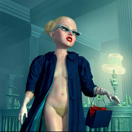 Ray Caesar: странная девушка