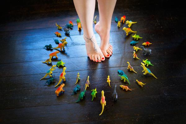 Динозаврики атакуют