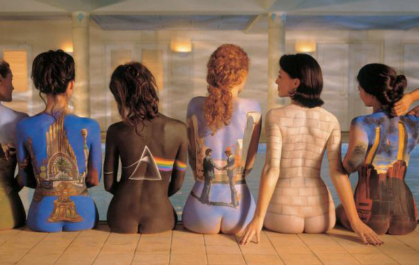 Storm Thorgerson: попурри из шедевров  Pink Floyd