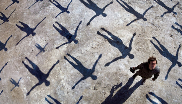 """Storm Thorgerson: обложка альбома """"Absolution"""