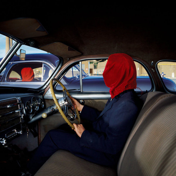 Storm Thorgerson: именно в таком виде, без надписей, этот рисунок стал обложкой для альбома Mars Volta