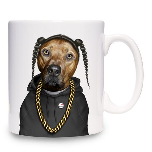 Snoop Dog - действительно Ищейка