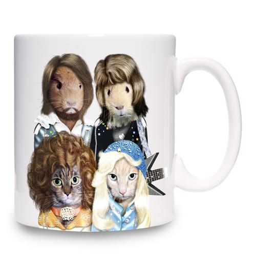 ABBA в мире животных