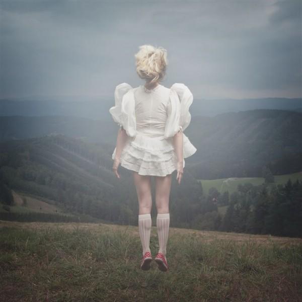 В работах Tereza Vlckova встречаются настоящие ангелы