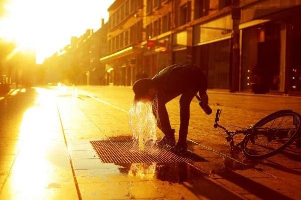 Theo Gosselin:  ждите солнца