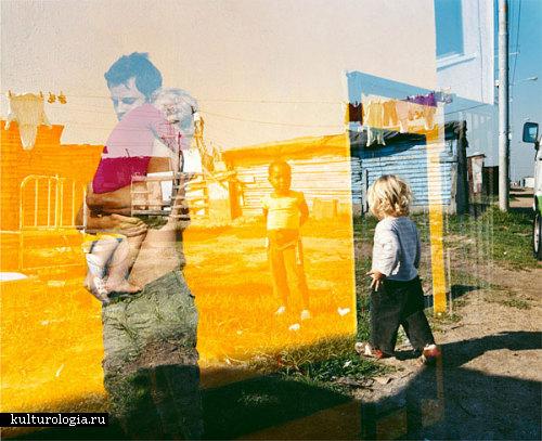 Одно фото – два сюжета. Работы Tierney Gearon.