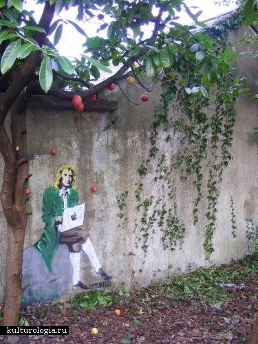 Шедевры уличного и городского искусства. часть 2. Vango