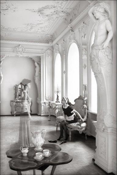 «Мастер и Маргарита» от фотографа Сергея Каптилкина.