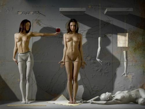 Сюрреализм в фотографиях Макса Сауко (Max Sauco).