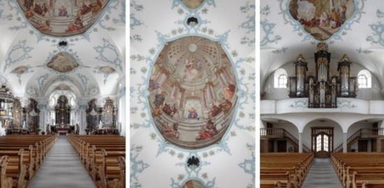 Религия и искусство: фотографии церквей от Dirk Wiedlei.