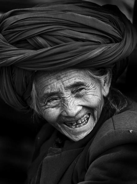 Мир в лицах: фотопроект от Eric Lafforgue.