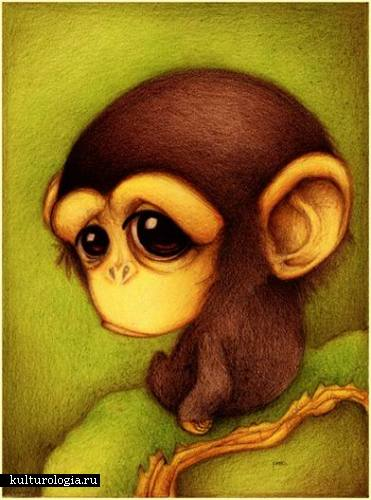 Ребятам о зверятам: рисунки художника Fabo.