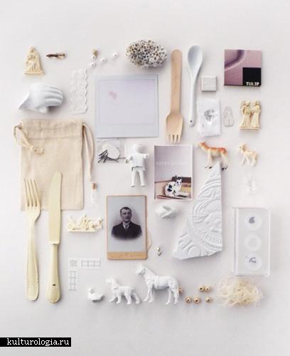 Идеальное сочетание предметов от Imke Klee