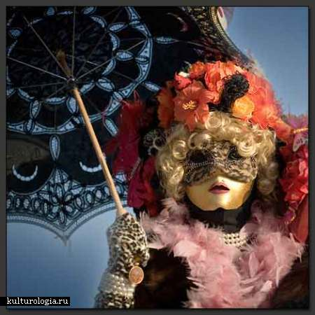 Венецианский карнавал от фотографа Jean-Philippe Poli.