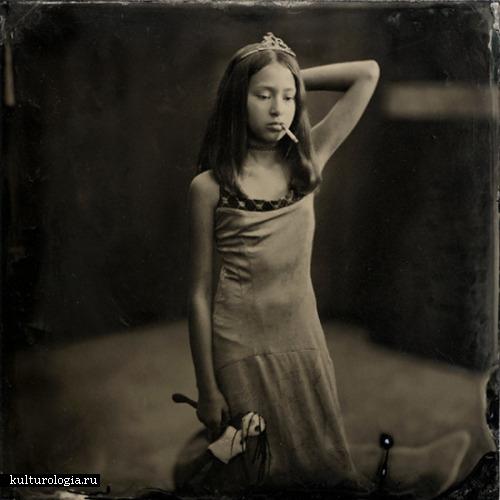 Фотографии в стиле ретро от Ken Merfeld.