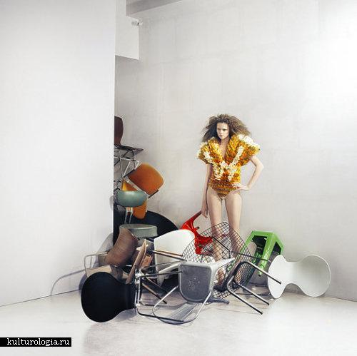 Странная сказка, сделанная в студии: рекламные фото Nguyen Khuong