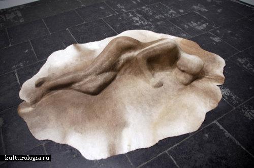 Исследование человека в необычных работах Маркуса Ляйтша (Markus Leitsch)