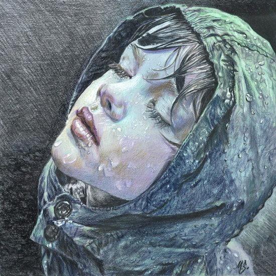 Восхитительные рисунки Maria Zeldis.