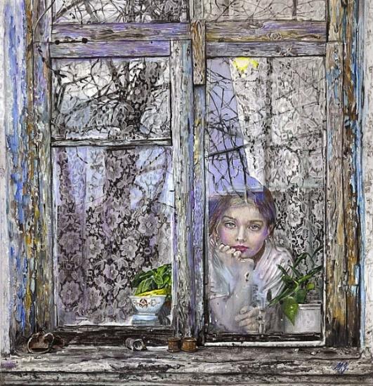 Восхитительные рисунки Maria Zeldis