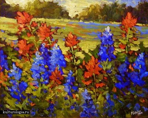 Творчество Neil Patterson, одного из лучших американских художников.
