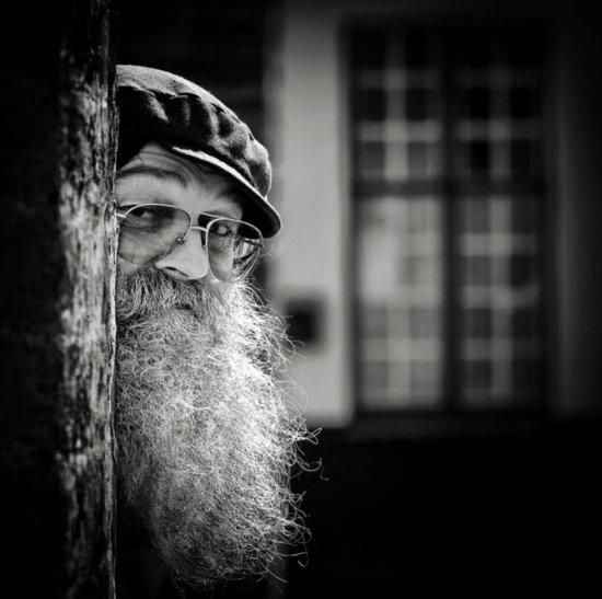 Удивительные портреты от фотографа Piet Flour.